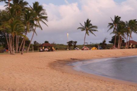 Okay und nun das typische hawaii hula m dchen und str nde aloha