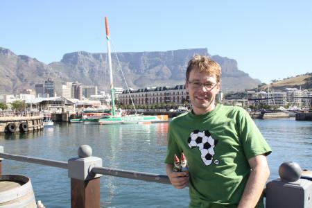 In Kapstadt
