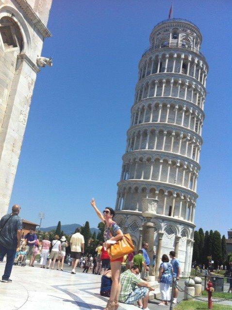 pisa-tourist