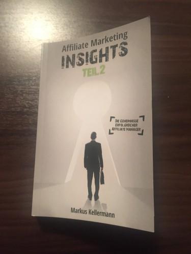 Affiliate insights